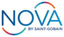 NOVA by Saint-Gobain logo