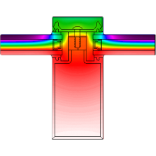 THERM Sample Color Infrared Results