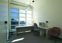 Photo of an Advanced Windows Testbed room